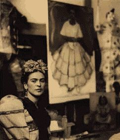 MIXED EMOTIONS: FRIDA KAHLO