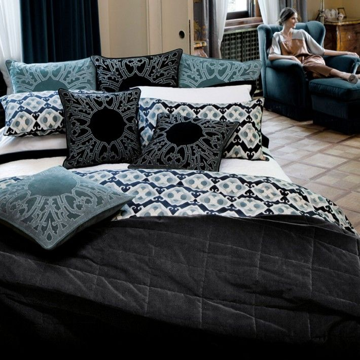 Andalusia Collection | Bedding Collections   Frette Awesome Design