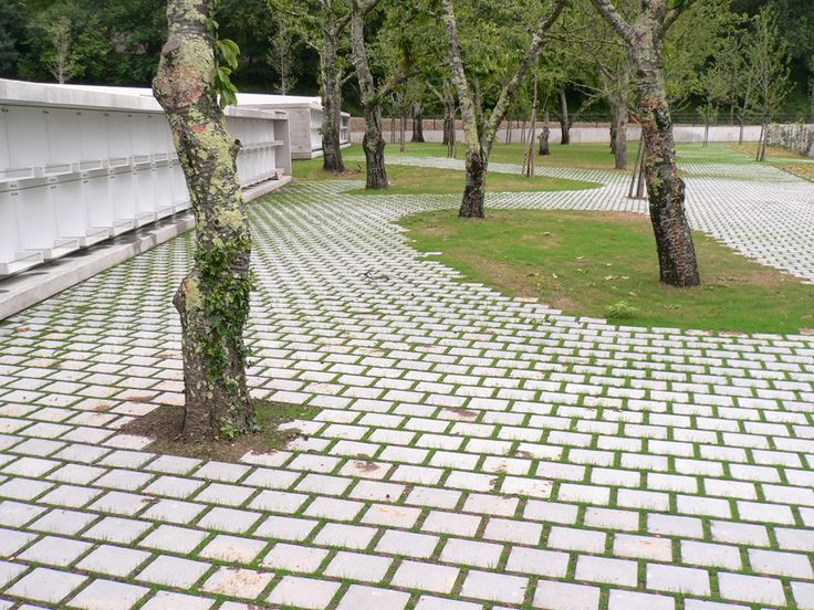 EMF landscape architecture cemetery 02 « Landscape Architecture Works | Landezine