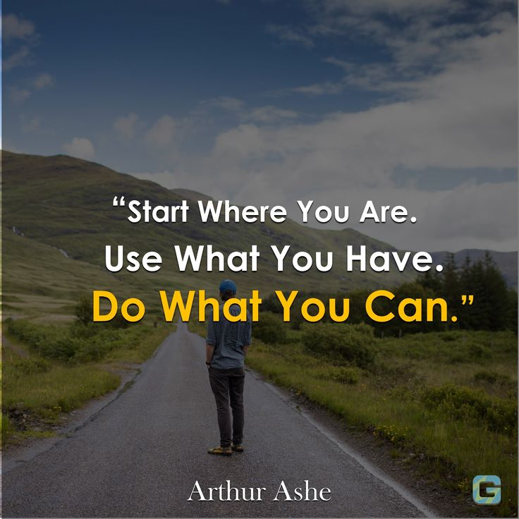 By Arthur Ashe #motivationalquotes #inspirationalquotes #courage #future #success #start #bright #ability #hope