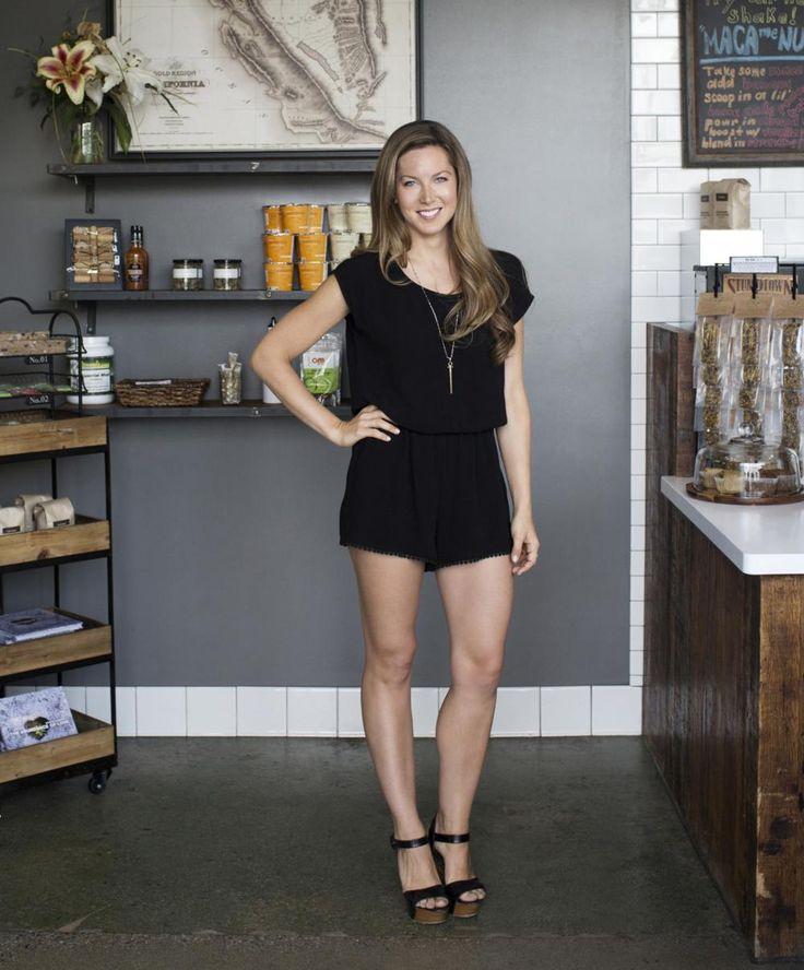 Cassandra Troy Walker - founder of Clover Juice Co.
