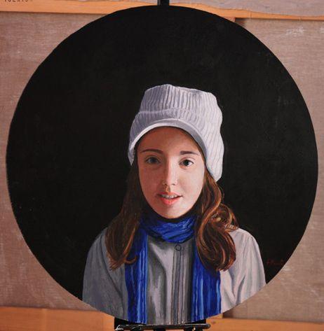 Retrato de Alicia