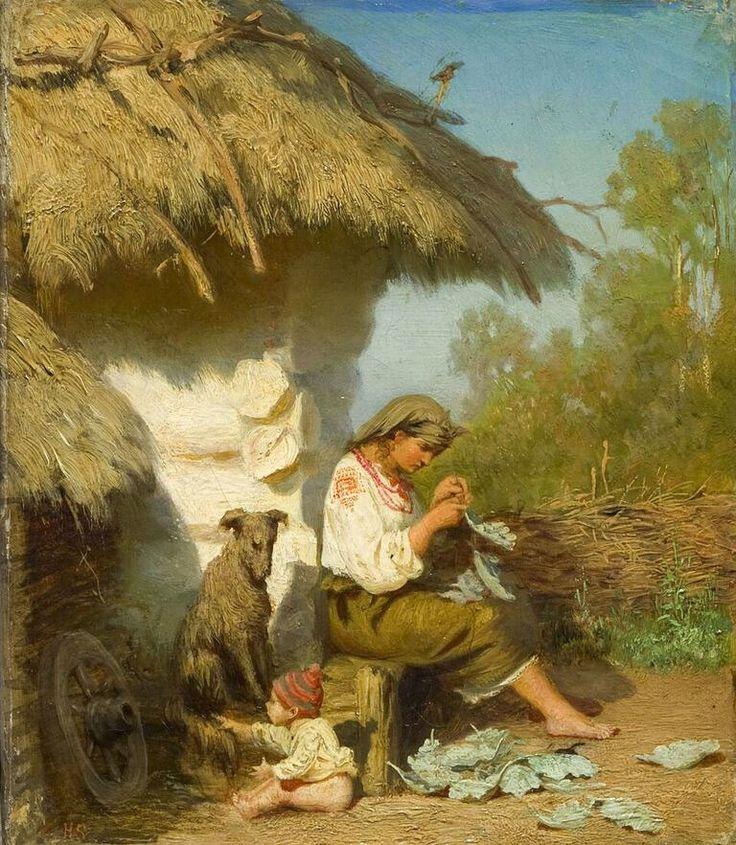 Henryk Siemiradzki, Sielanka