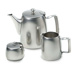 Teapot stainless steel 6 cup collections coffee and tea - Cup stainless steel teapot ...