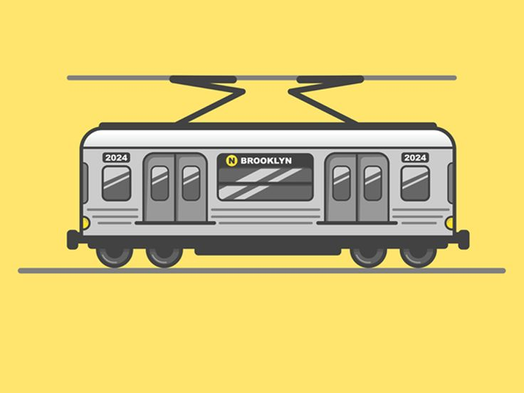 Subway Car 2024