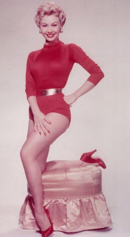 Mitzi Gaynor, 1931 actress, dancer, entertainer.