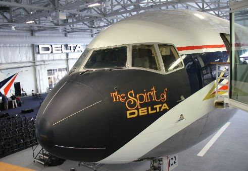 Appreciating aviation history at the Delta Flight Museum in Atlanta