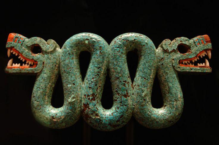 Los Aztecas: Representaciones visuales o artisticas