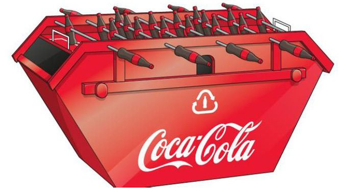 Coca-Cola European Partners : News : Feel-good Festival Recycling with Coca-Cola Enterprises