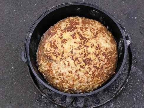 Rezept - Brennessel - Käsebrot