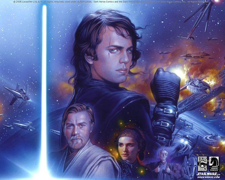 Star Wars: Episode III - Revenge of the Sith / Star Wars: Episode III - Die Rache der Sith (2005)