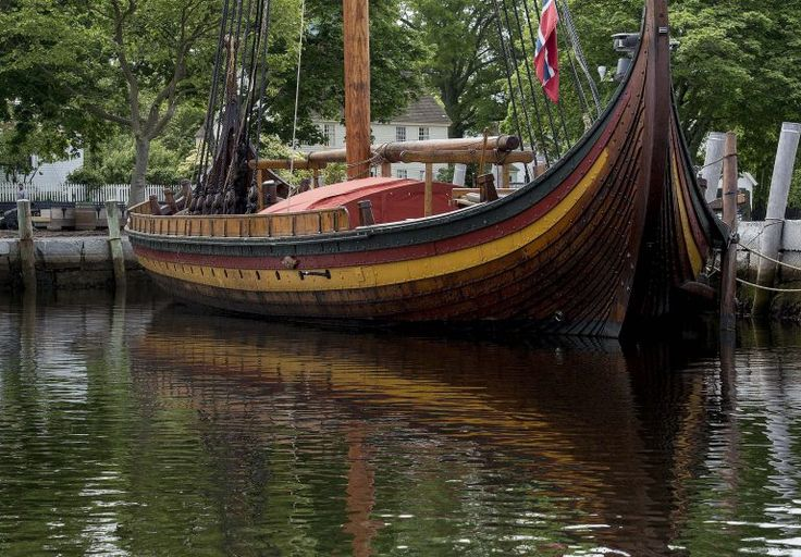 DRAKEN at Mystic Seaport May 2017