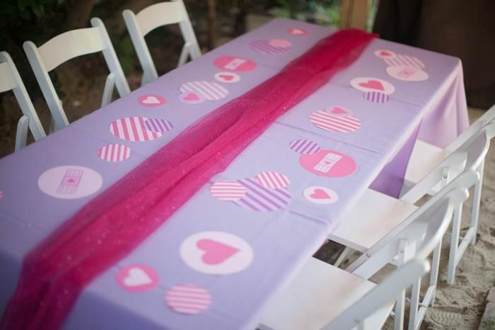 Doc McStuffins Birthday Party Planning Ideas Supplies Cake Idea Doctor