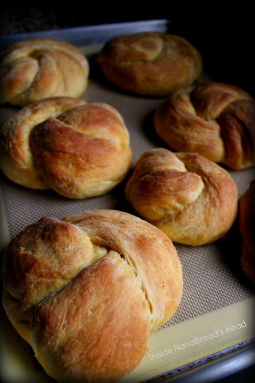 Sweet And Buttery Yeast Rolls Recipes — Dishmaps
