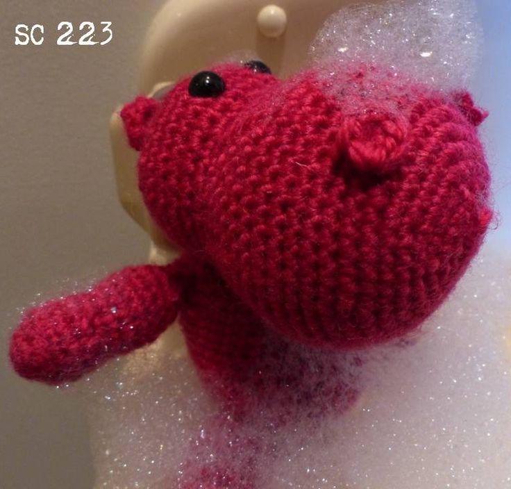 SC n°223, crochet, amigurumi