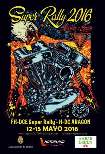 Superrally H-DC Aragón 2016
