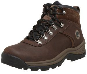 Timberland Men's 18128 Flume Boot,Dark M US. Padded collar and gusseted  tongue for comfort.