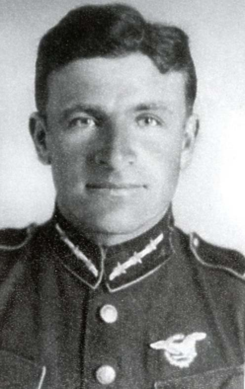 War Criminal - Herbert Cukurs - 1900 - 1965 Cukurs was a Nazi Latvian war criminal. Caught, abducted and executed by Israeli security services. During the occupation of Latvia by Nazi Germany 1941, Cukurs became a member of the notorious ''Arajs Kommando'', responsible for many of the crimes in Latvia. A cold blooded woman and child killer; he clearly lived by the sword and died by it too.