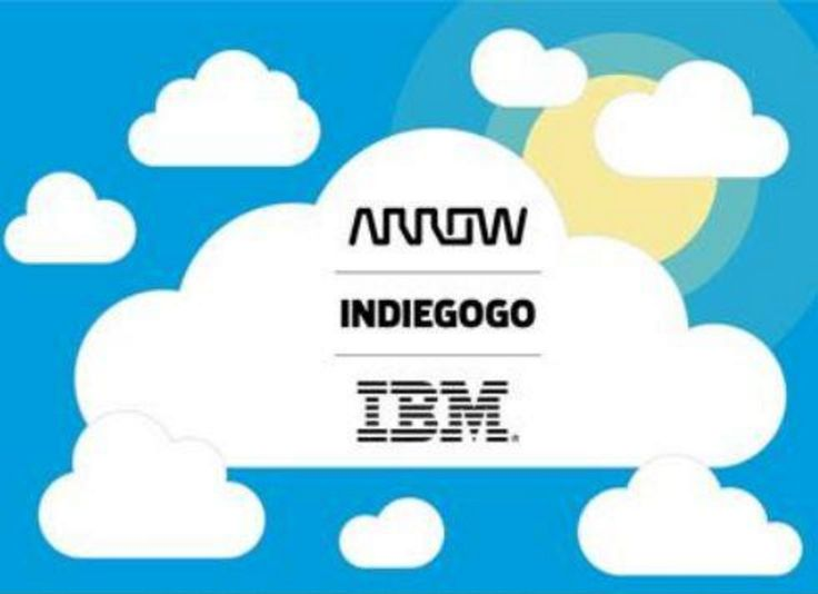 IBM, Indiegogo and Arrow Electronics Partner to Fuel the Next Generation of Internet of ...