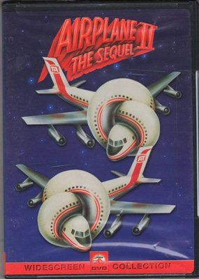 Airplane II The Sequel Roberts Hays Julie Hagerty Widescreen PG