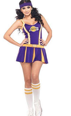 ICU Sexy Cheerleader Costumes