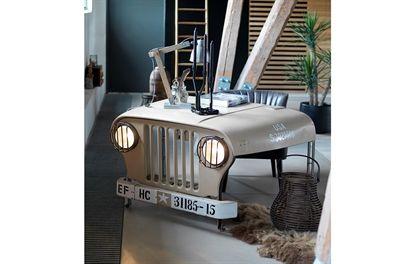Jeep skrivebord fra Canett Furniture