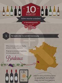 10 faktów o inwestowaniu w wino