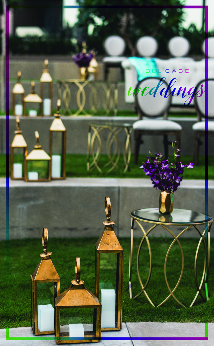 Glam wedding ideas! Feel like a star in Hollywood with our Jewel Glam Theme!