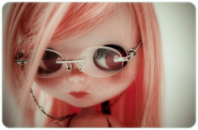 glasses!: Dolls Doll, Blythe Dolls, Pretty Dolls, Dolls Collection, Beautiful Blythe, Baby Dolls, Dolls Couture, Blythe Pullip, Studious Blythe