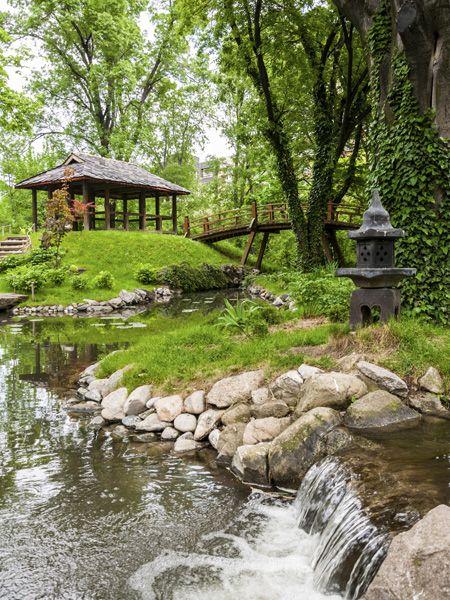 Японский сад своими руками - 03 - Портал Домашний
