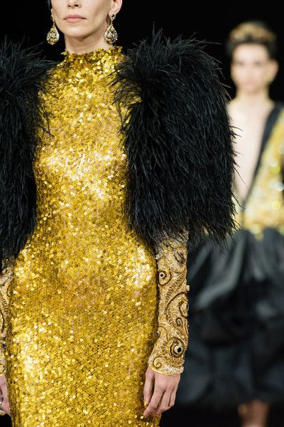 Guo Pei at Couture Fall 2016