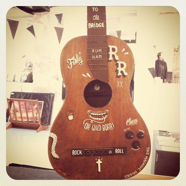 violão dos sonhos