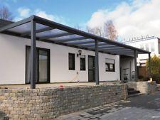 terrassendach glas aluminium, alu terrassenüberdachu mit vsg glas terrassendach carport 7 x 4, Design ideen