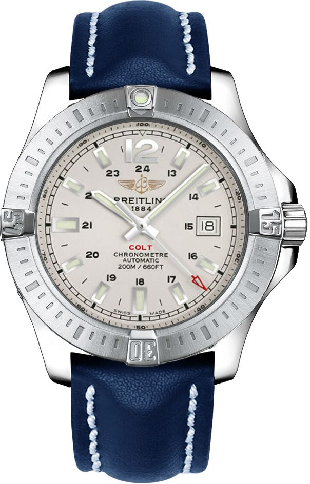 """Breitling Colt Automatic A1738811/G791-105X: """"A1738811/G791-105X NEW BREITLING COLT AUTOMATIC MEN'S WATCH FOR… #Watches #Watch #LuxuryWatch"""