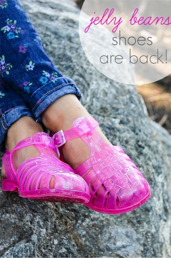 Jelly Beans Shoes are Back in the US #jellysareback #pmedia #ad
