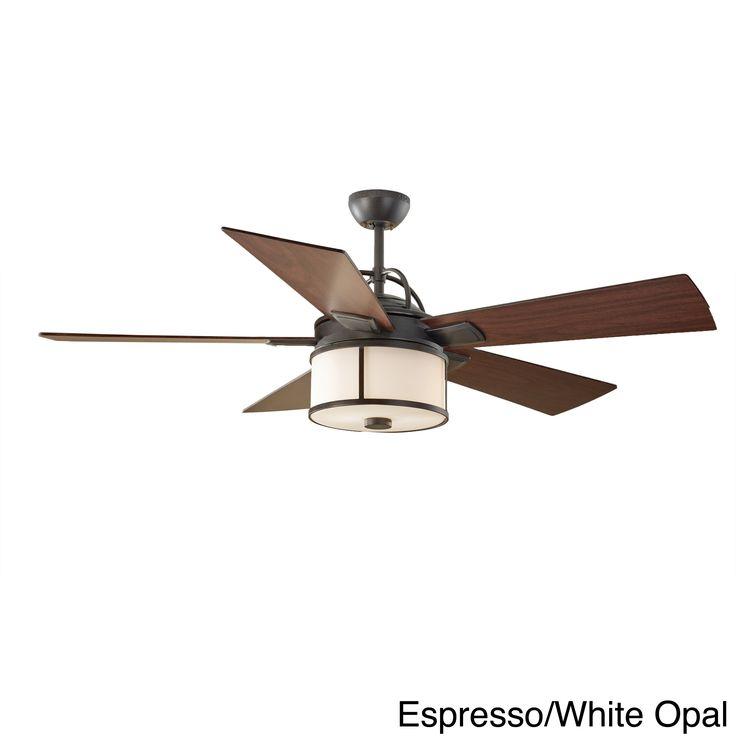 monte carlo monte carlo dakota 52inch 2light 5blade ceiling fan by monte carlo - Monte Carlo Ceiling Fans