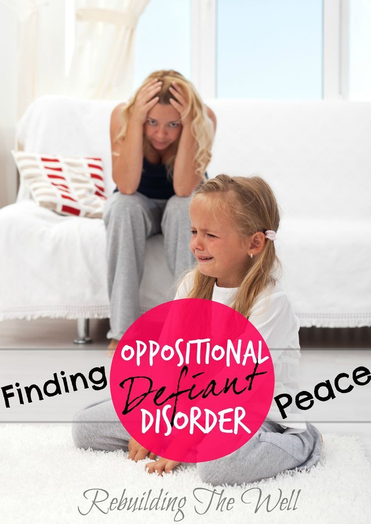 How on earth can you find peace in a house with a defiant child? Here is some great advice for helping you through those tough moments!