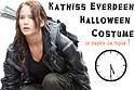 Katniss Everdeen Halloween Costume Infographic (Super Simple !)