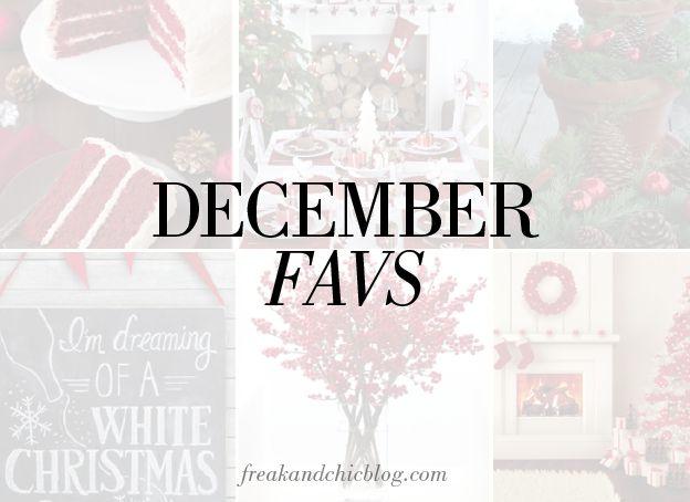"""Nuestros """"FAVS"""" para el mes de diciembre ¡Descúbrelos! Make just one someone happy #decemberfavs #navidad #xmasdiy #xmas"""