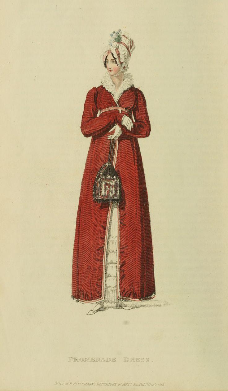 Regency fashion plate the secret dreamworld of a jane austen fan - Ser2 V2 1816 Ackermann 27s Fashion Plate 34