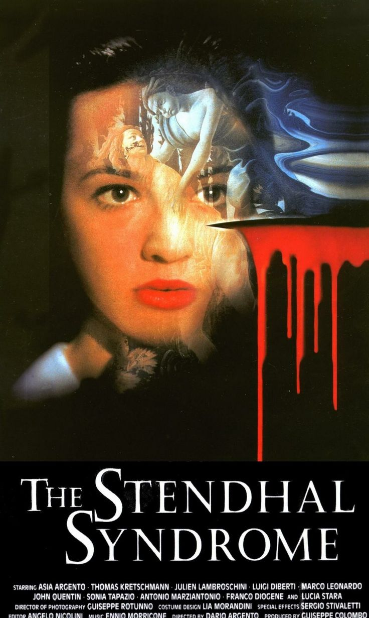 17 best ideas about stendhal syndrome circulation halloween is fast approaching and you know what that means horror movies have you heard of or seen the stendhal syndrome