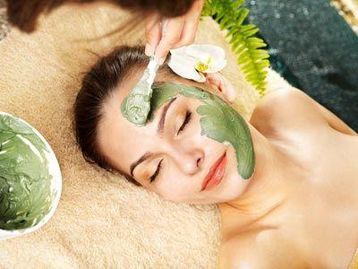 2 recettes de masques beauté à l'argile verte ► Masque visage purifiant ►Masque visage décongestionnant (pour réveils difficiles;)