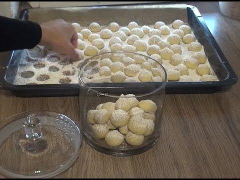 Tarçınlı Kurabiye Tarifi(Tek lokmalik enfes bir lezzet)-Hatice Mazi - YouTube