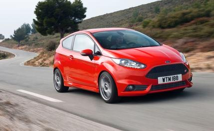 2014 #Ford #Fiesta #ST  A feisty firecracker from Ford's European base.