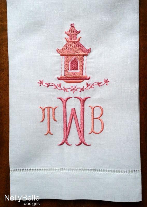 25  best monogram towels ideas on pinterest