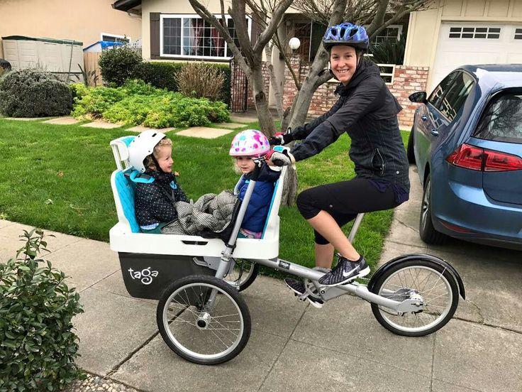 Bicicletta per portare i bambini