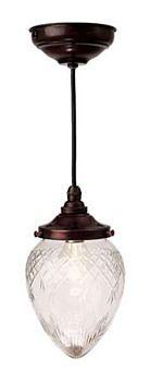 Pineapple Acorn Ceiling Pendant Light