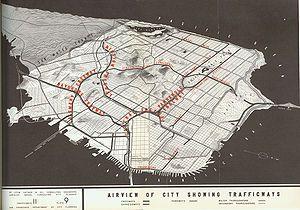 Transportation planning - Wikipedia, the free encyclopedia