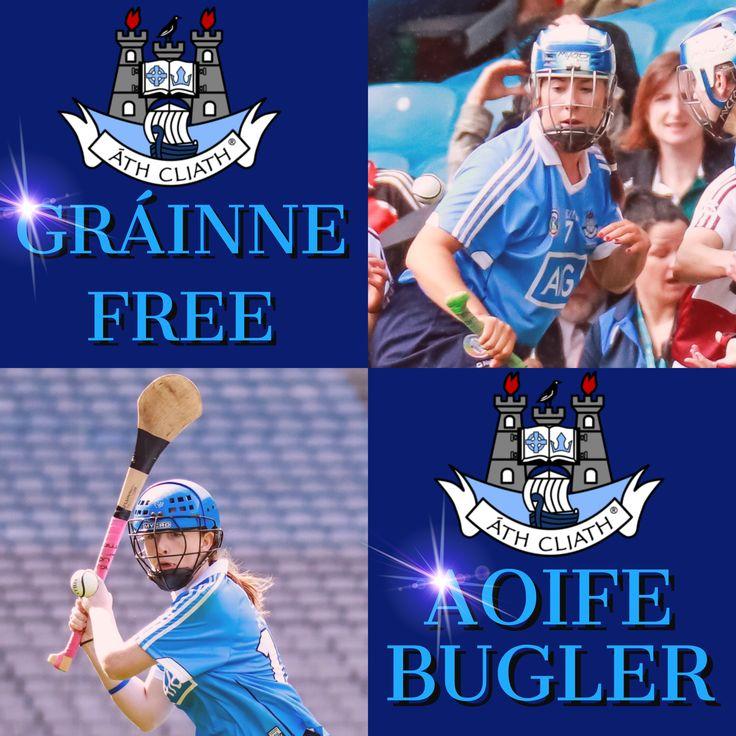 DUBLIN'S GRÁINNE FREE AND AOIFE BUGLER NOMINATED FOR SOARING STAR AWARD - We Are Dublin GAA