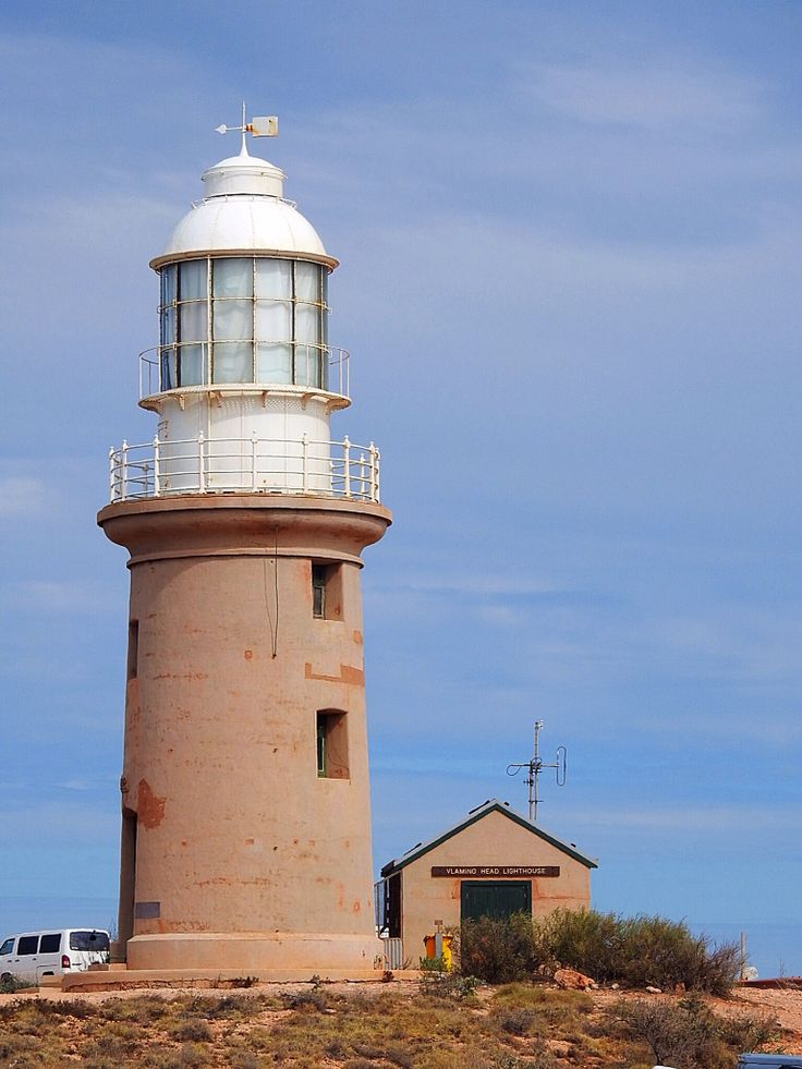 Vlamingh Head Lighthouse, Exmouth Wa